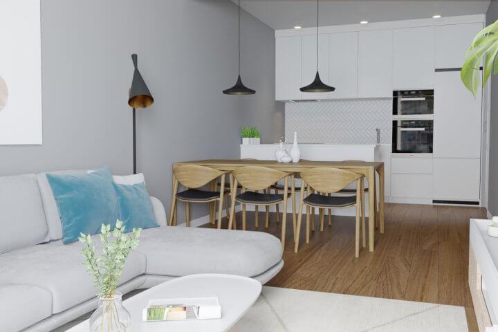 salcon cocina integrado